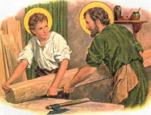 28-30 Aprile 2021: Triduo di preparazione alla Festa di San Giuseppe Lavoratore