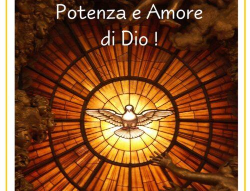 23 MAGGIO 2021 – SOLENNITA' DI PENTECOSTE