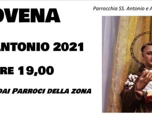 4-12 Giugno: programma della Novena a S. Antonio