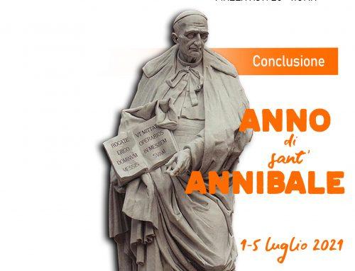 CONCLUSIONE ANNO DI SANT'ANNIBALE