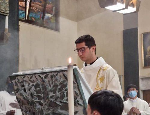 P. Salvatore Nicola Catanese sarà ordinato sacerdote a Messina, il 25 Settembre